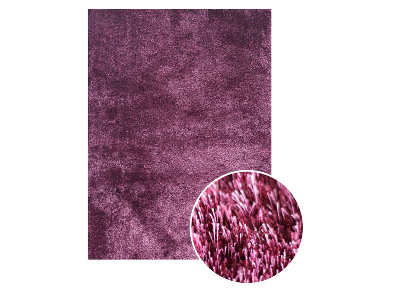 Tapis 160x230 Cm. DENVER Coloris Violet