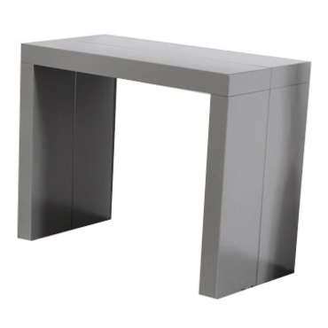 Beautiful table console extensible fly ideas - Table console extensible noir ...