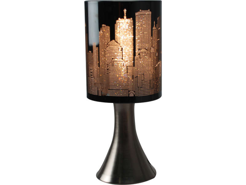 Petite lampe merveil touch vente de lampe conforama for Lampe de chevet london
