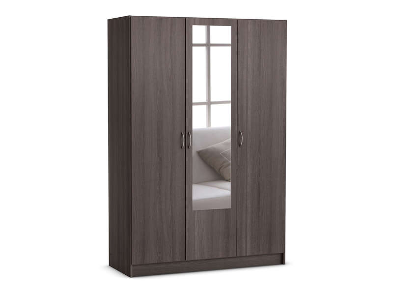 armoire 3 portes spot 10 vente de armoire conforama. Black Bedroom Furniture Sets. Home Design Ideas