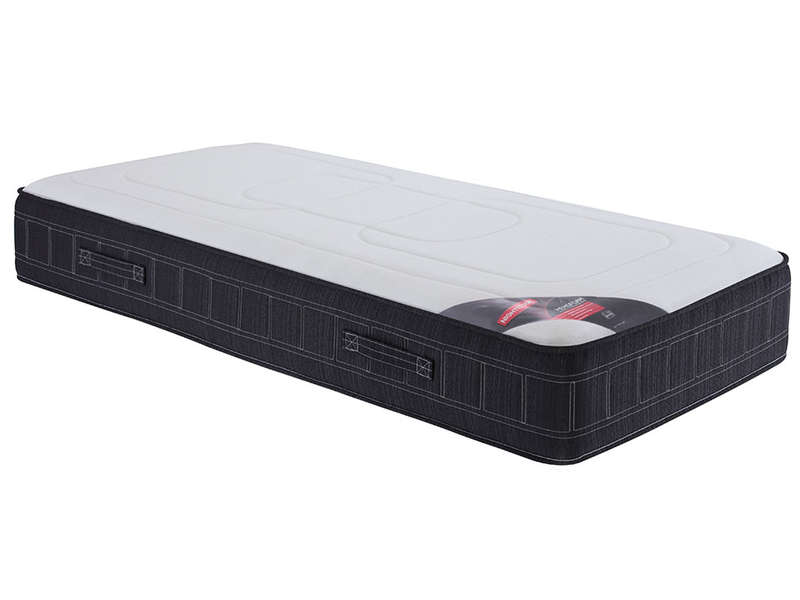 matelas ressorts 90x190 cm nightitude memofoam. Black Bedroom Furniture Sets. Home Design Ideas