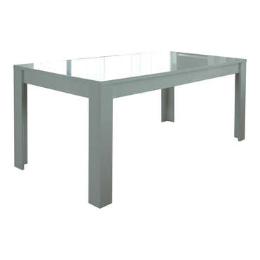 Table rectangulaire 90 cm EOS coloris blanc