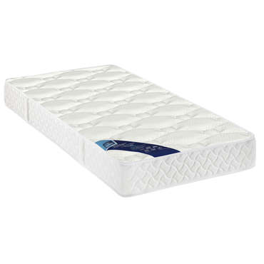 Matelas ressorts 90×190 cm MERINOS FRIENDLY
