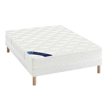 Matelas + sommier 140x190 cm MERINOS FRIENDLY