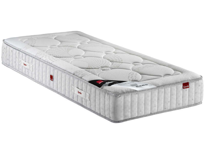 matelas ressorts 90x190 cm epeda isalys vente de literie de relaxation conforama. Black Bedroom Furniture Sets. Home Design Ideas
