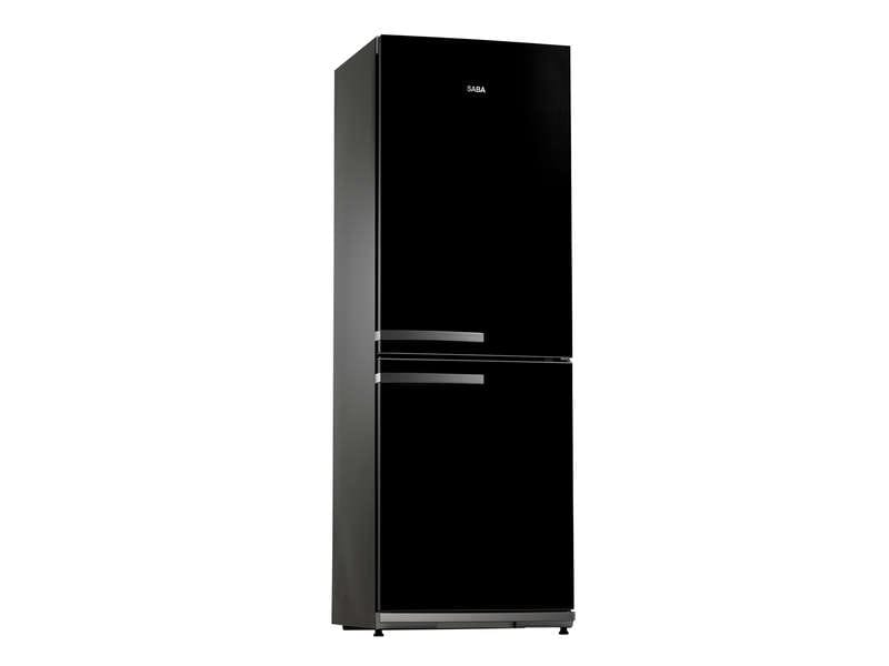 r frig rateur combin 279 litres saba cb294hbk saba. Black Bedroom Furniture Sets. Home Design Ideas