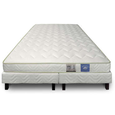 matelas sommier 160x200 cm benoist belle literie kox. Black Bedroom Furniture Sets. Home Design Ideas