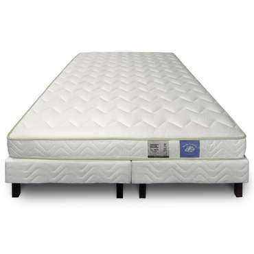 matelas sommier 180x200 cm benoist belle literie kox. Black Bedroom Furniture Sets. Home Design Ideas