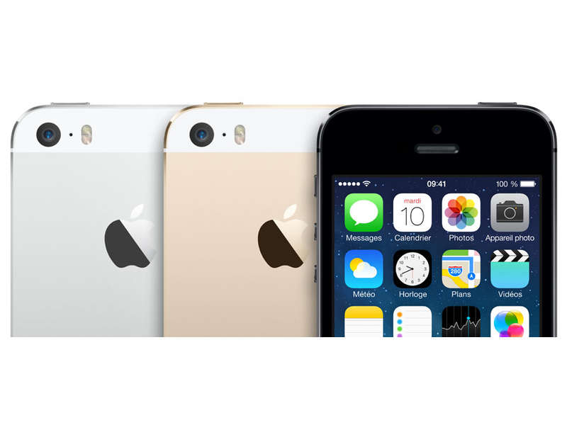 smartphone 4 apple iphone 5s 16 go gold vente de apple conforama. Black Bedroom Furniture Sets. Home Design Ideas
