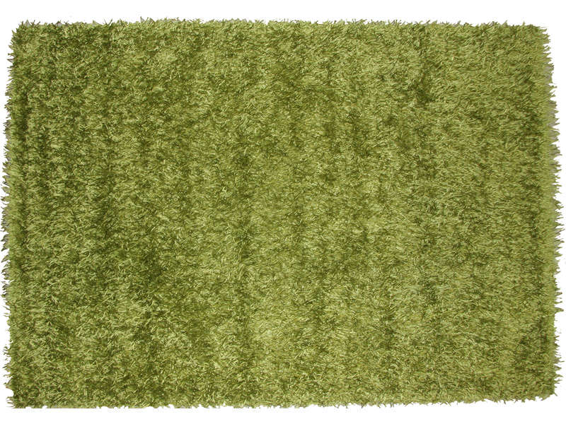 tapis shaggy 60x90 cm chic coloris vert anis pas cher avis et prix en promo. Black Bedroom Furniture Sets. Home Design Ideas