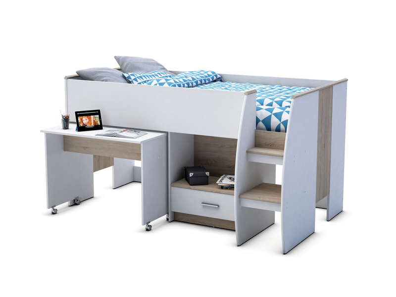 Conforama lit bebe for Conforama chambre enfant