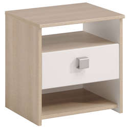 Table de chevet et table de nuit chambre adulte meuble for Conforama table de nuit