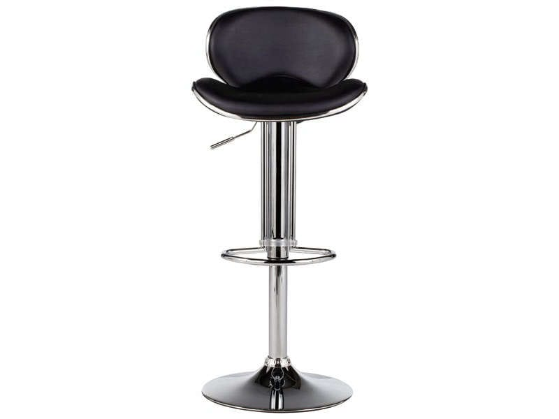 tabouret de bar shoko coloris noir vente de chaise de. Black Bedroom Furniture Sets. Home Design Ideas