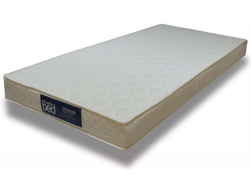 matelas mousse 90x200 cm confobed grenade vente de. Black Bedroom Furniture Sets. Home Design Ideas