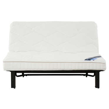 structure bz 140 cm matelas n 3 simmons lotus simmons. Black Bedroom Furniture Sets. Home Design Ideas