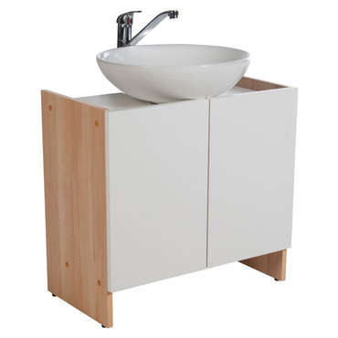 achat sous lavabo salle de bain cuisine bain wc meubles discount page 1. Black Bedroom Furniture Sets. Home Design Ideas