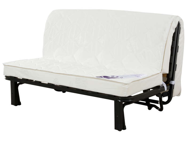 structure bz 160 cm matelas n 2 dunlopillo dunlopillo vente de banquette bz conforama. Black Bedroom Furniture Sets. Home Design Ideas