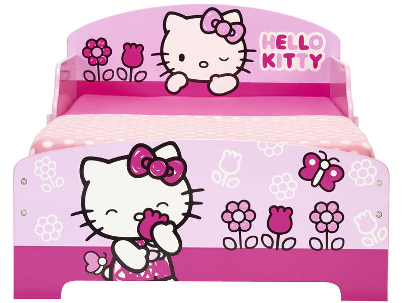Chambre bebe hello kitty for Chambre enfant fille hello kitty
