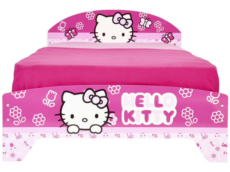 lit adulte hello kitty. Black Bedroom Furniture Sets. Home Design Ideas