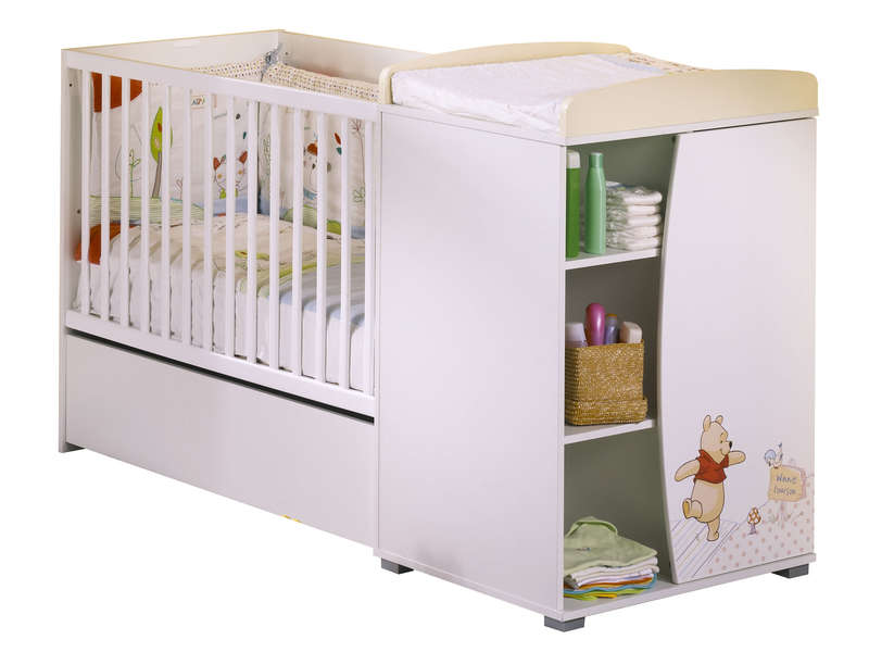 lit bb volutif - Chambre Winnie L Ourson