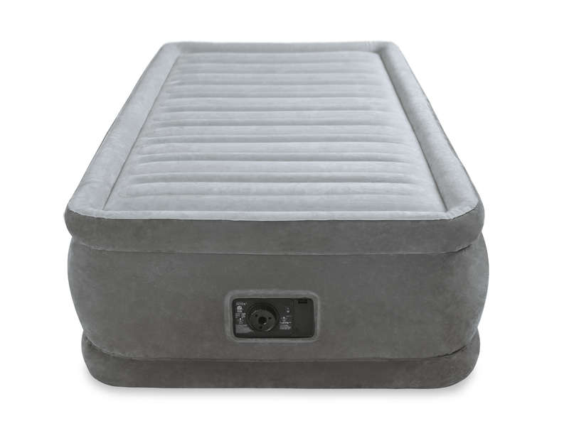 matelas gonflable 1 personne intex vente de lit d. Black Bedroom Furniture Sets. Home Design Ideas