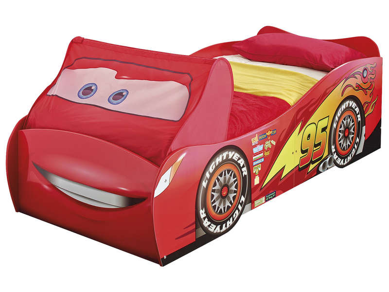 lit voiture 90x190 200 cm disney cars vente de lit. Black Bedroom Furniture Sets. Home Design Ideas