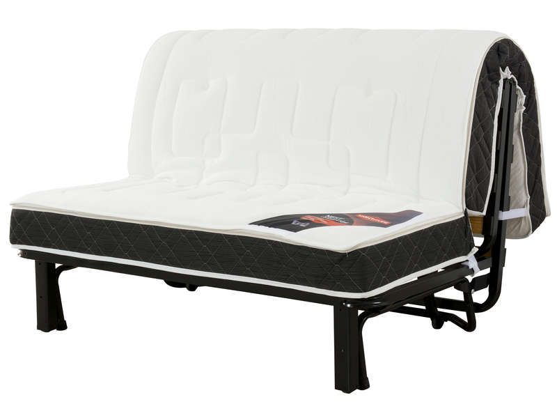 structure bz 140 cm matelas n 4 nightitude nest vente. Black Bedroom Furniture Sets. Home Design Ideas