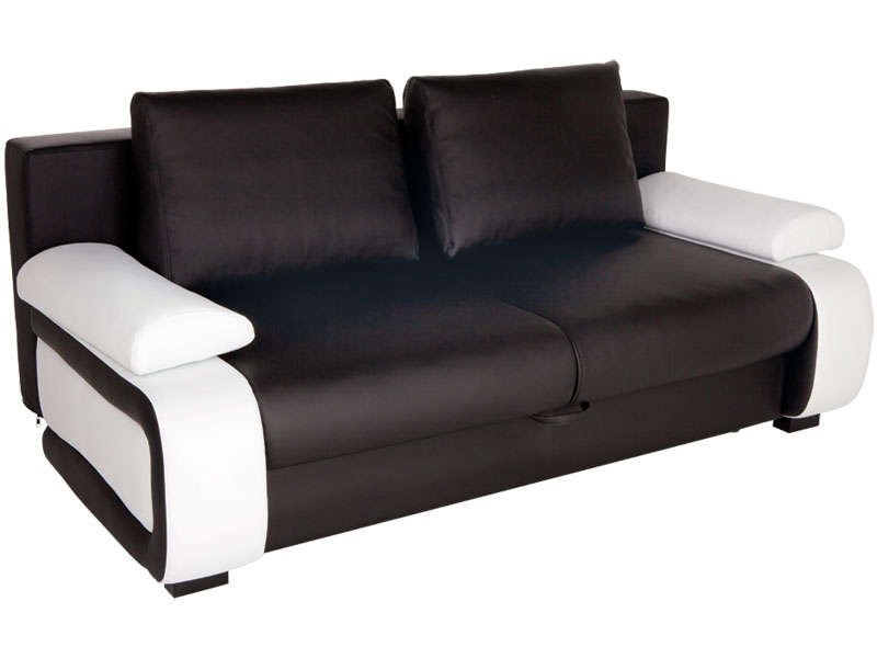 Vid o for Canape loft convertible conforama