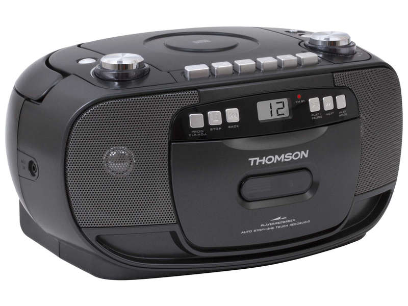 radio cd thomson rk200cd vente de radio cd radio r veil conforama. Black Bedroom Furniture Sets. Home Design Ideas