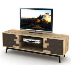 privil giez un meuble tv l gant et pratique petit prix. Black Bedroom Furniture Sets. Home Design Ideas