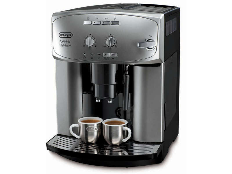 expresso avec broyeur grains delonghi esam2200 s ex1. Black Bedroom Furniture Sets. Home Design Ideas