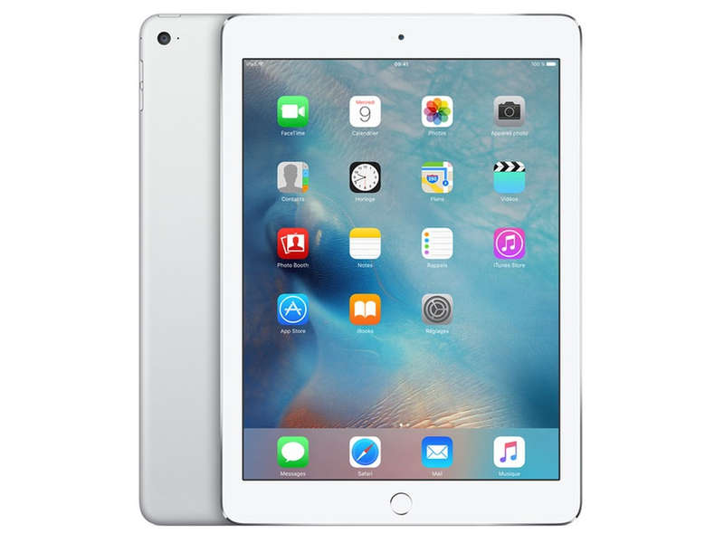 Tablette 9,7 iOS APPLE IPAD AIR 2 64 GO SILVER