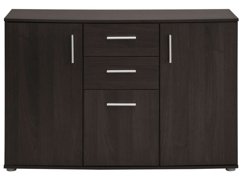 rangement 3 portes 2 tiroirs salto vente de buffet bahut vaisselier conforama. Black Bedroom Furniture Sets. Home Design Ideas