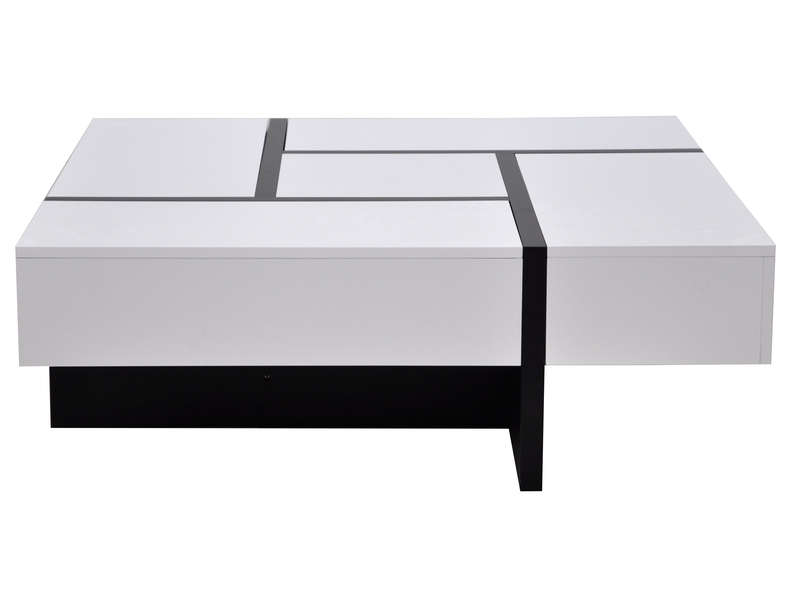 Table basse mozaic vente de table basse conforama - Table salon verre conforama ...
