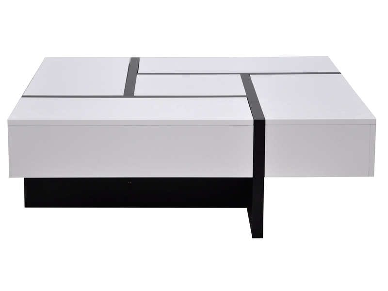 Confo table basse table de lit for Conforama tables basses