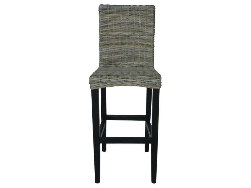 tabouret de bar loom chez conforama. Black Bedroom Furniture Sets. Home Design Ideas
