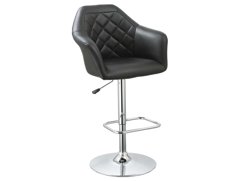 tabouret de bar gris conforama trendy tabouret de bar. Black Bedroom Furniture Sets. Home Design Ideas