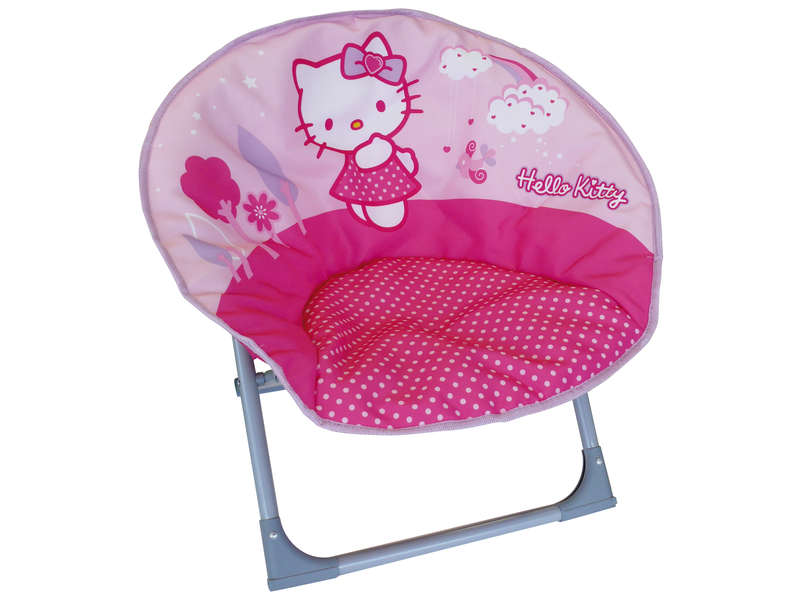 fauteuil lune enfant hello kitty vente de chaise et fauteuil enfant conforama. Black Bedroom Furniture Sets. Home Design Ideas
