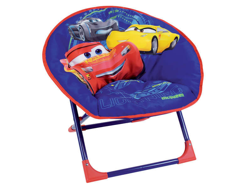 fauteuil lune enfant disney cars vente de chaise et fauteuil enfant conforama. Black Bedroom Furniture Sets. Home Design Ideas
