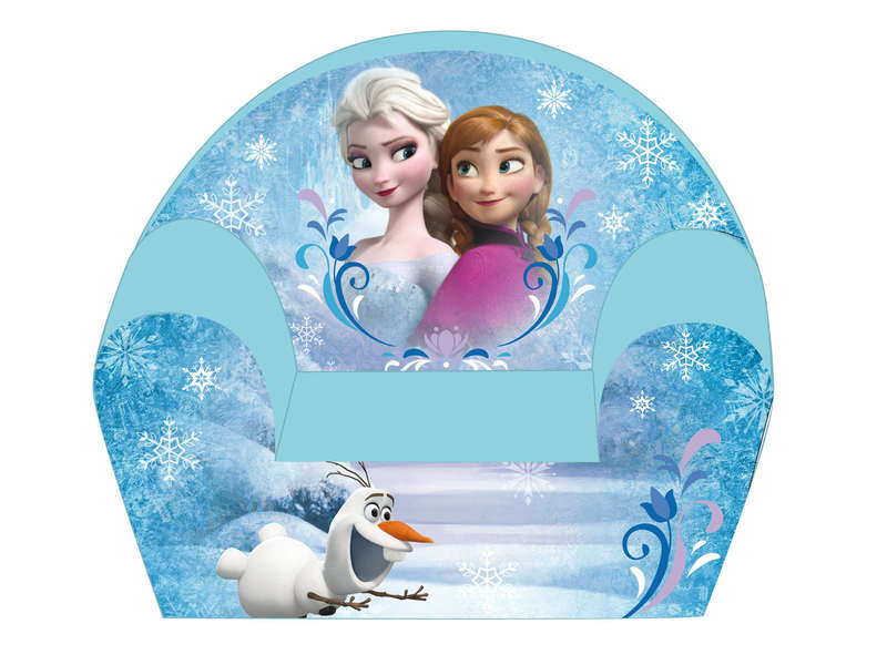 fauteuil club enfant disney reine des neiges vente de. Black Bedroom Furniture Sets. Home Design Ideas