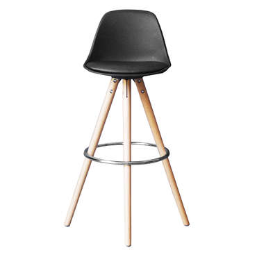 tabouret de bar foxtrot vente de chaise de cuisine. Black Bedroom Furniture Sets. Home Design Ideas