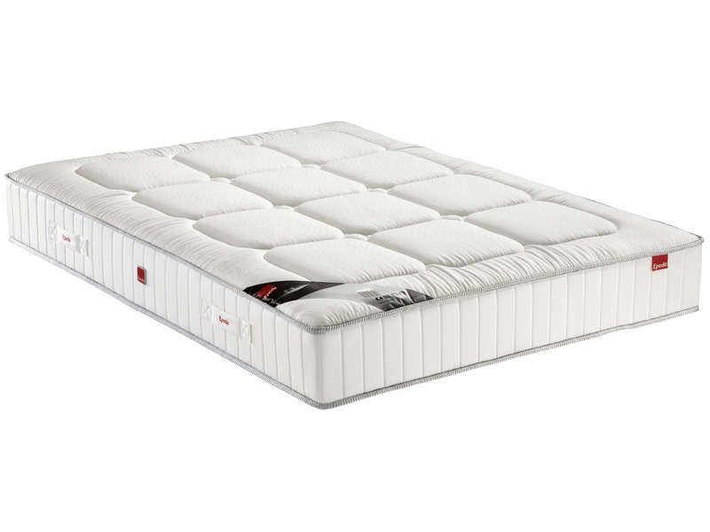 matelas ressorts 140x190 cm epeda coruscant vente de literie de relaxation conforama. Black Bedroom Furniture Sets. Home Design Ideas