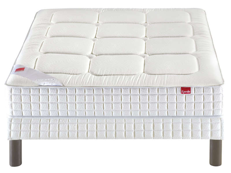 matelas ressorts 140x200 cm epeda coruscant vente de literie de relaxation conforama. Black Bedroom Furniture Sets. Home Design Ideas