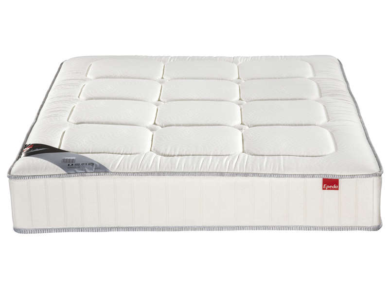 matelas ressorts 180x200 cm epeda coruscant vente de literie de relaxation conforama. Black Bedroom Furniture Sets. Home Design Ideas