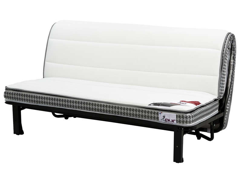 Structure bz 160 cm matelas mousse nightitude mypur vente de nightitude - Matelas nightitude avis ...