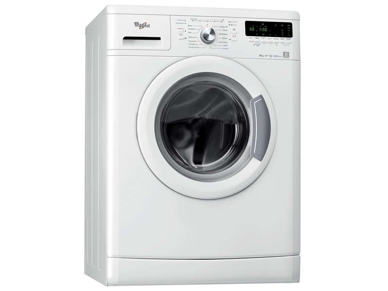 lave linge frontal 10kg coloris blanc whirlpool awoe41048. Black Bedroom Furniture Sets. Home Design Ideas