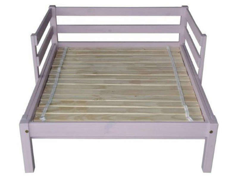 Lit extensible lit adulte extensible lit enfant for Lit 80x200 conforama