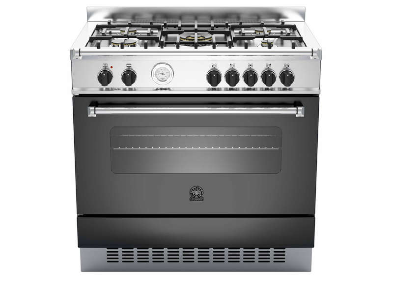 Cuisini re mixte 90 cm la germania ex95c61ne pro - Cuisiniere la germania ...