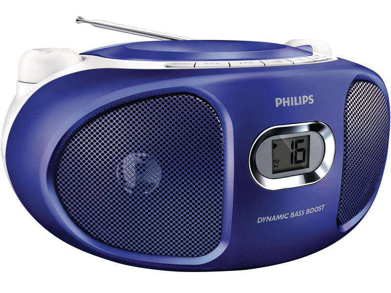 lecteur radio cd philips az105v vendu par conforama 409710. Black Bedroom Furniture Sets. Home Design Ideas