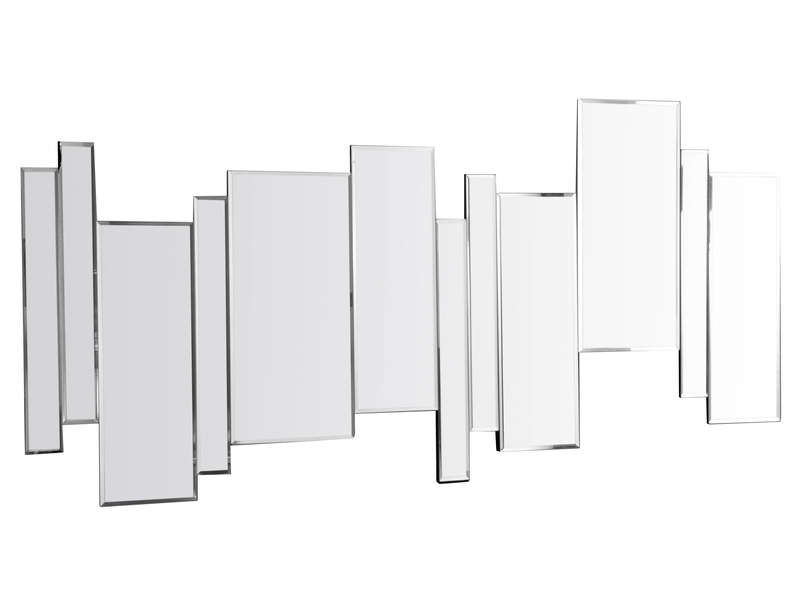 Miroir 140x70 cm axel chez conforama for Tv 140 cm conforama